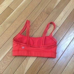 lululemon athletica Intimates & Sleepwear - Lululemon Straight Up Bra SIZE 2